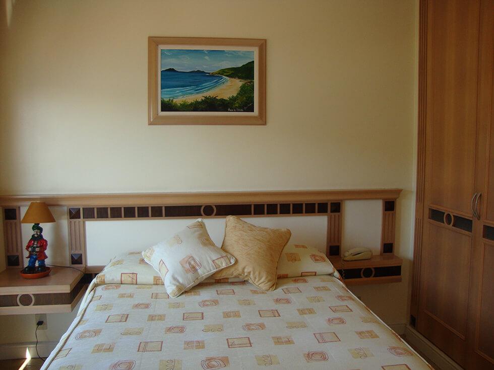 1 Dormitório Frente Hotel